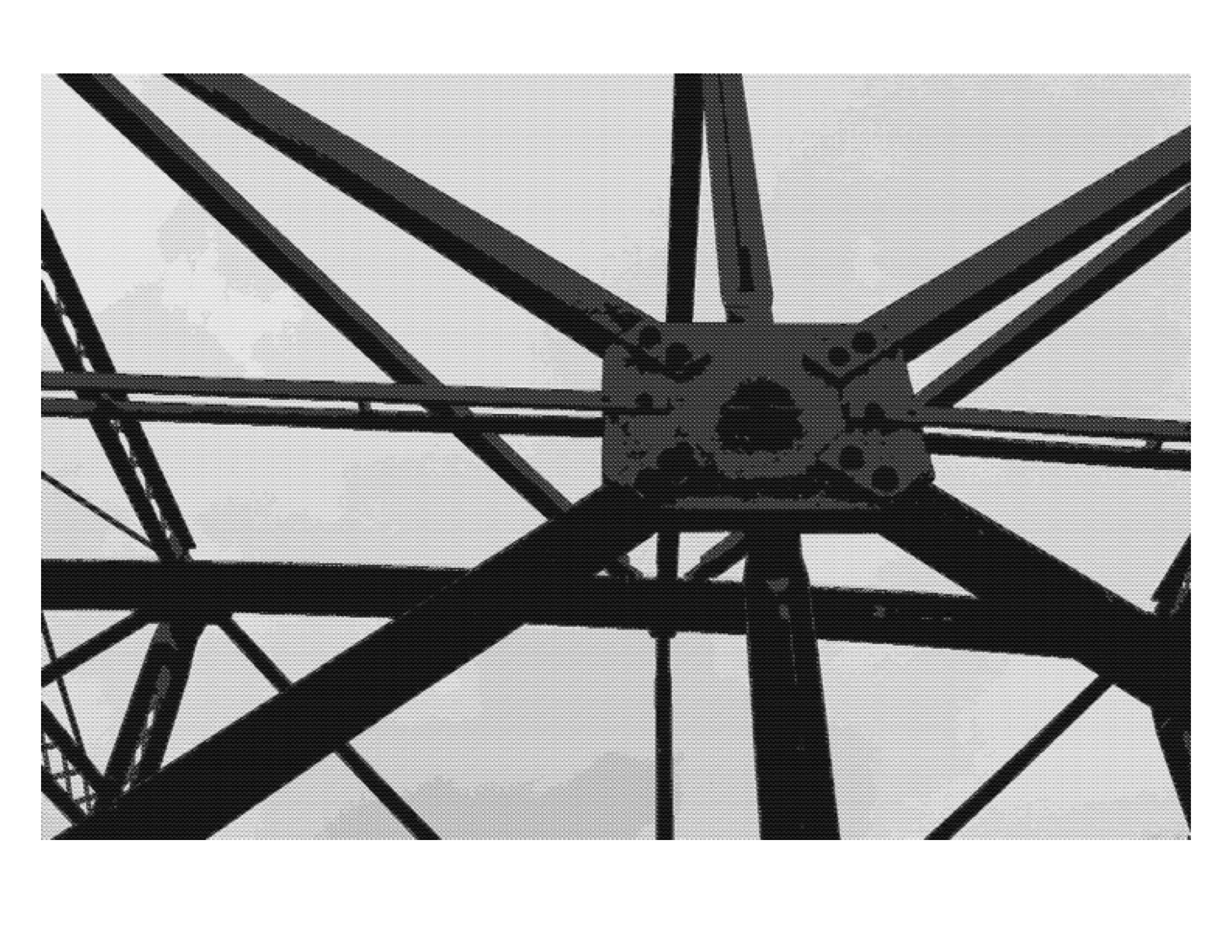 Bridge study 1, computer altered image